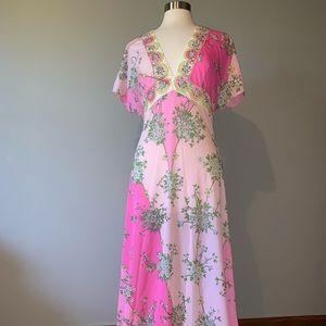 Emilio Pucci Maxi Length Nightgown
